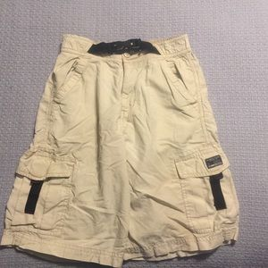 Children's place cargo shorts